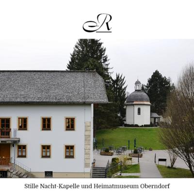 Stille Nacht-Kapelle und Heimatmuseum Oberndorf