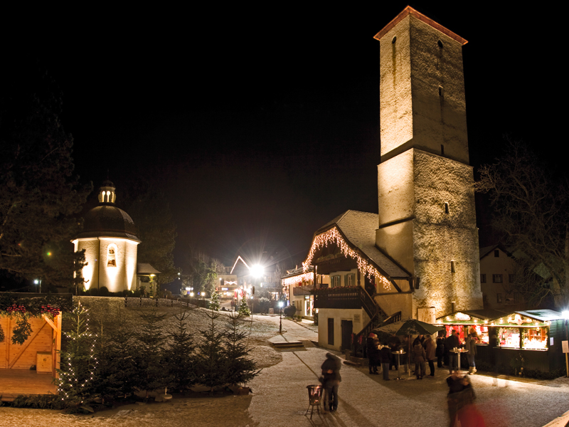 Oberndorf Stille Nacht Kapelle