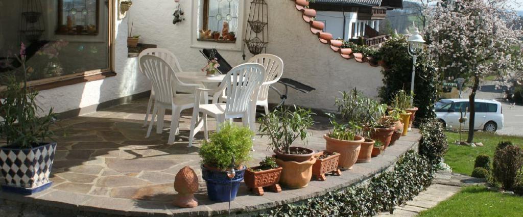 Pension Rosengarten, Urlaub in Franking am Holzöstersee, Oberösterreich, Österreich, Innviertel